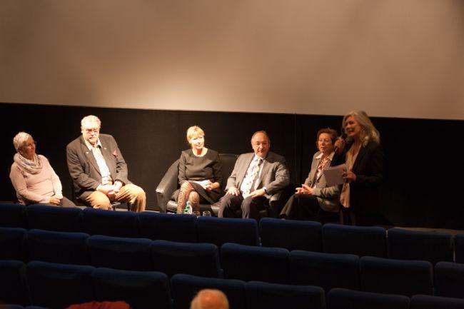 Die Veranstaltung zum demografischen Wandel im Landkreis Starnberg am 11. Oktober 2015 im Kino Breitwand, Starnberg