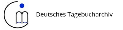 Das Deutsche Tagebucharchiv - Wichtige Information für alle Tagebuchschreiber oder Tagebuchbesitzer!