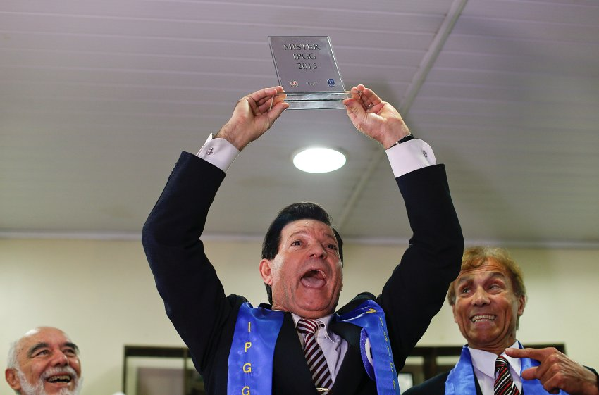 """Die Wahl zum """"Schönster älterer Herr"""" in Sao Paulo - eine ganz besondere Initiave!"""