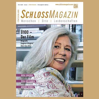 Dagmar Wagner zum Jahresende im Interview im SCHLOSSMAGAZIN!